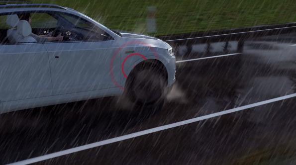 Hella supplies wetness sensor to Porsche
