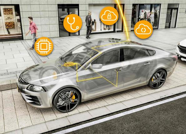 Vehicle E/E-Architecture: Reduce to the Max