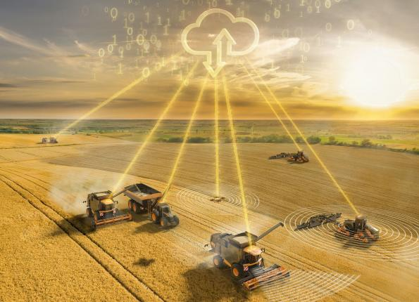 Radar brings more safety to agricultural machines