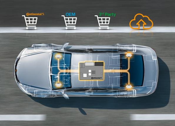 Vehicle server provides computing power for Volkswagen's ID e-cars
