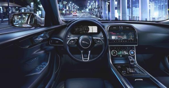 Jaguar introduces software updates over the air