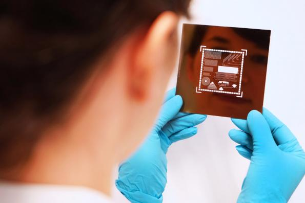Photostructurable pastes enable 5G applications