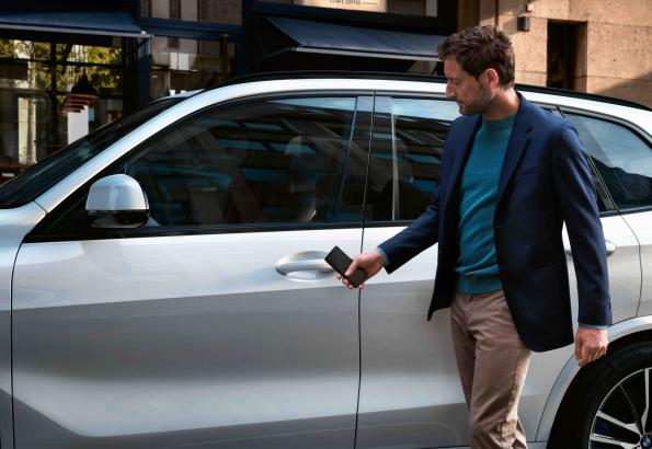 BMW, NXP launch next-generation digital car key