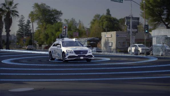 Daimler, Bosch launch pilot project for automated ride sharing service in San José