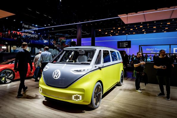 Volkswagen Autonomy launches R&D center in Silicon Valley