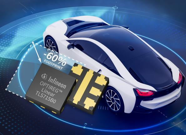 Flip chip technology reduces size of power chips for cars