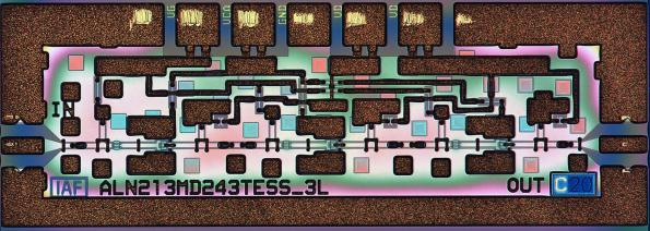 New type of transistor reaches 640 GHz