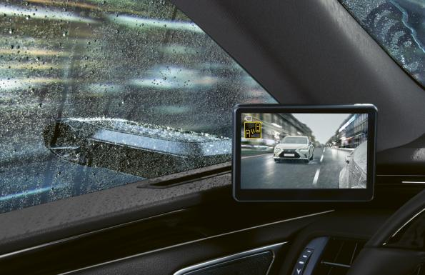 Lexus brings digital exterior mirrors to Europe