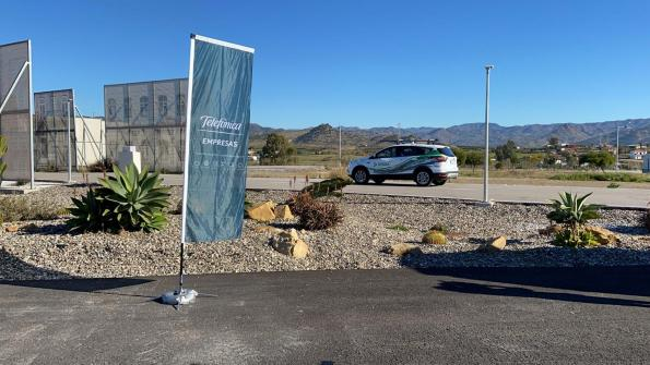 Telefónica, Dekra open connected driving test centre