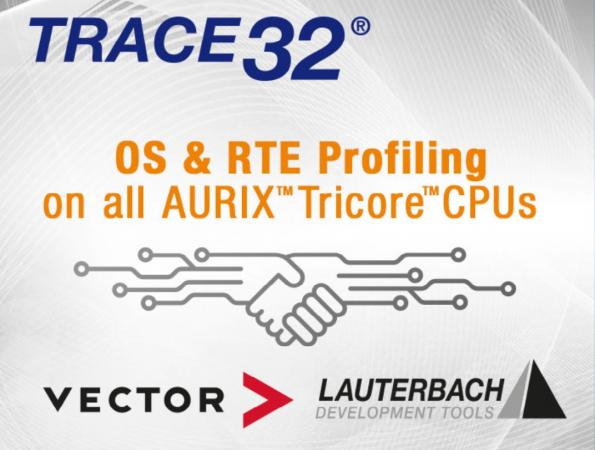 Lauterbach, Vector roll timing analysis for multicore Autosar systems