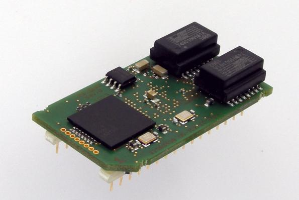 Embedded solution for fast communication via EtherCAT