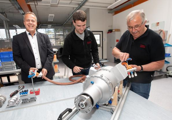 Compact Dynamics gains exclusive contract for FIA Rally series hybrid drives