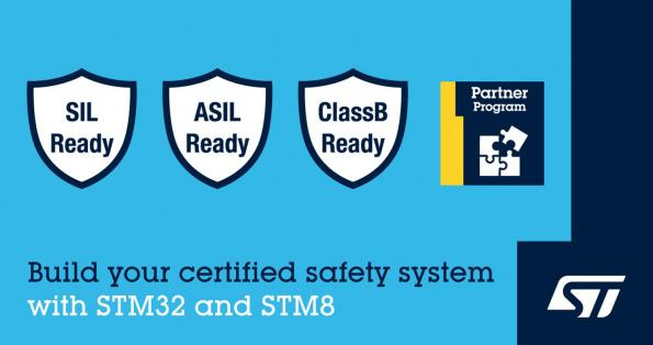 Certified software leverages functional safety