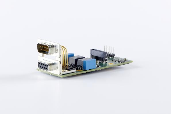 CAN bus interface module enables condition-based monitoring