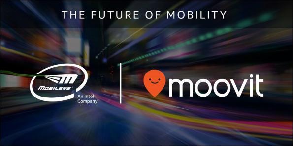 Intel swallows mobility service provider Moovit