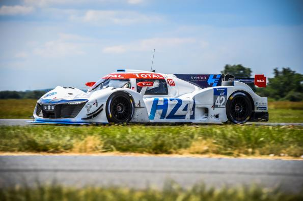 Michelin, Symbio develop hydrogen drive for endurance racing