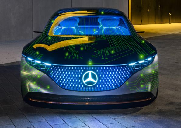 Daimler, Nvidia co-develop software-defined vehicle architecture