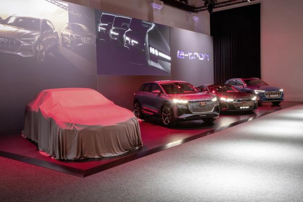 Audi's Artemis project ignites turbo for future developments