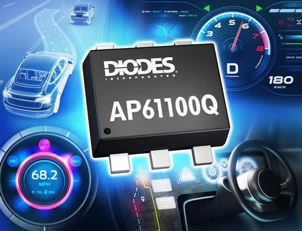 Automotive buck converter has programmable PFM/PWM