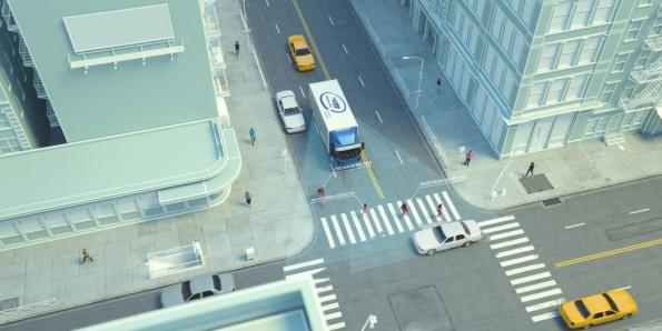 Mobileye tests self-driving vehicles in German city traffic