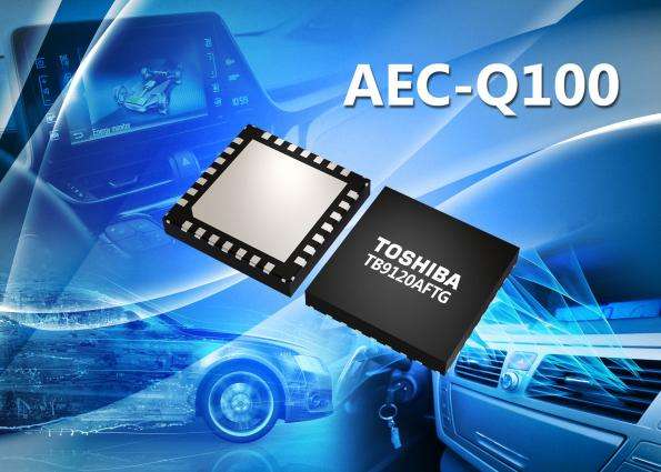 Two-phase motor driver chip streamlines system design
