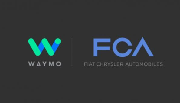 Fiat Chrysler, Waymo expand autonomous driving tech partnership