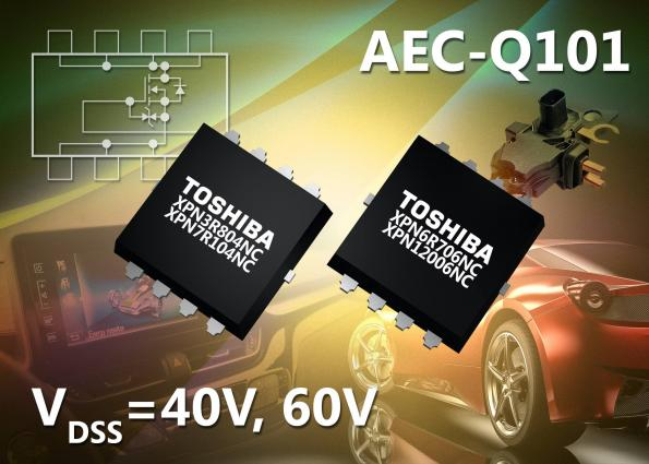MOSFETs curb power consumption for better fuel economy