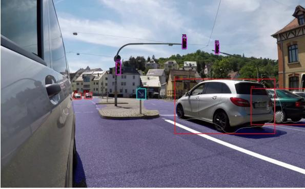 StradVision builds camera-based ADAS with Socionext silicon