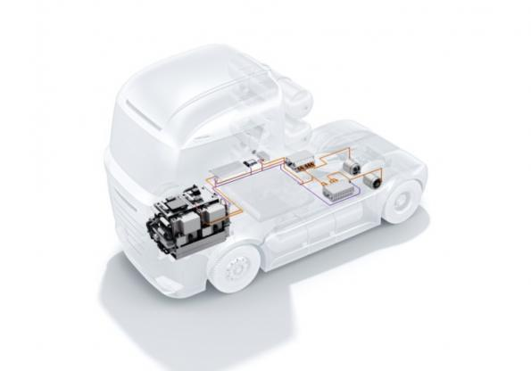 Bosch resolutely advocates hydrogen drive