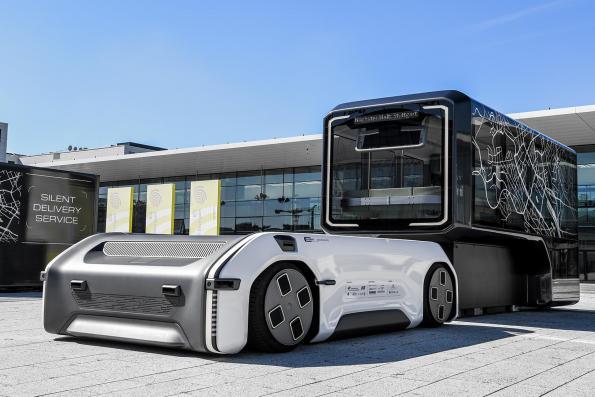 Modular vehicle approaches dominate autonomous transport