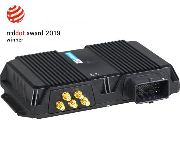 Connectivity platform for commercial vehicles can be adapted as required