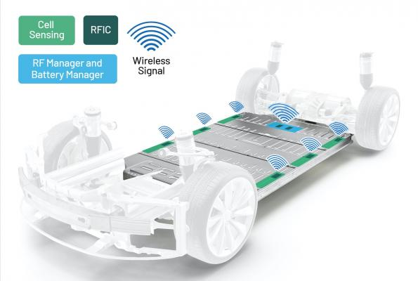 GM relies on ADI's wireless battery management system