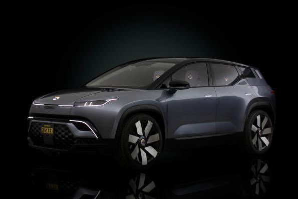 Californian e-car maker Fisker choses Munich for European HQ
