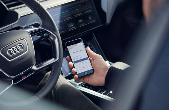 """Audi introduces """"Functions on Demand"""""""