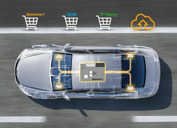Central computer takes control in Volkswagen's ID.3