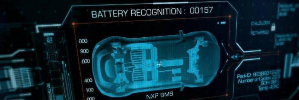 Volkswagen adopts NXP battery management for MEB platform