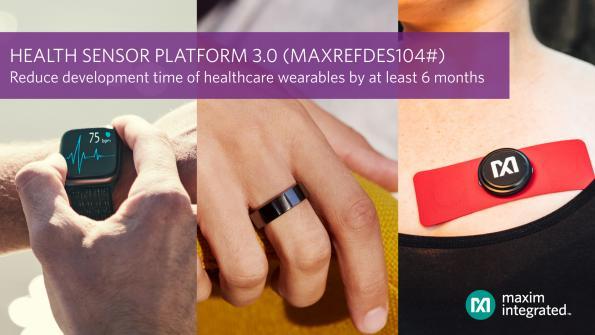 Sensor platform slashes development time of healthcare wearables