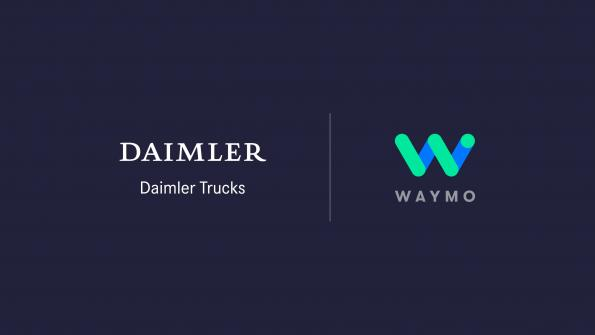 Daimler, Waymo join forces for autonomous trucks