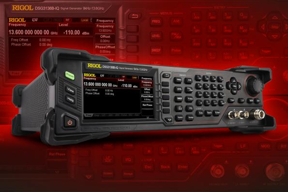 Rigol expands frequency range for signal sources