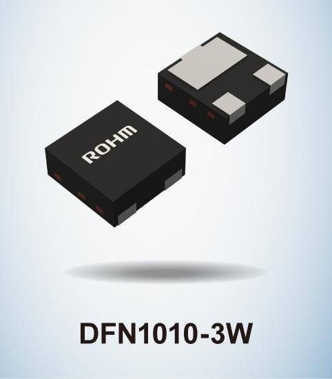 Ultra-compact MOSFETs are optimised for automotive applications