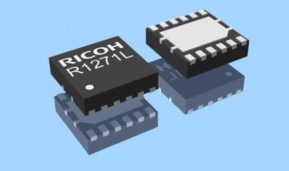 30V high-efficiency DC/DC converter targets automotive applications