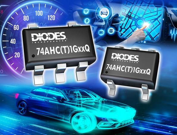 Single-gate logic devices for automotive applications