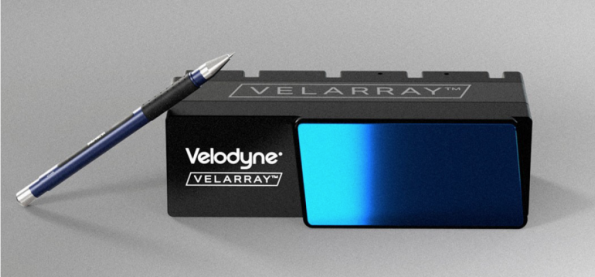 Velodyne introduces affordable automotive lidar sensor