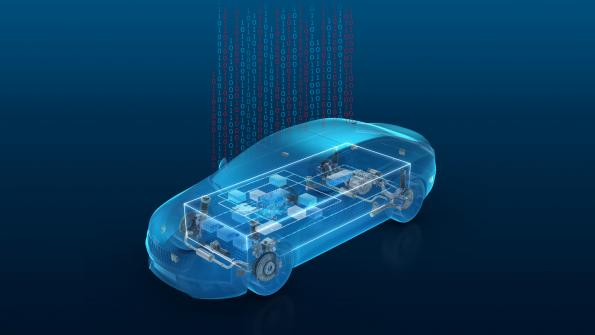 ZF rolls automotive middleware layer