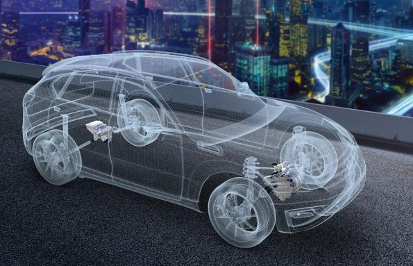 LG and Magna join forces for powertrain electrification