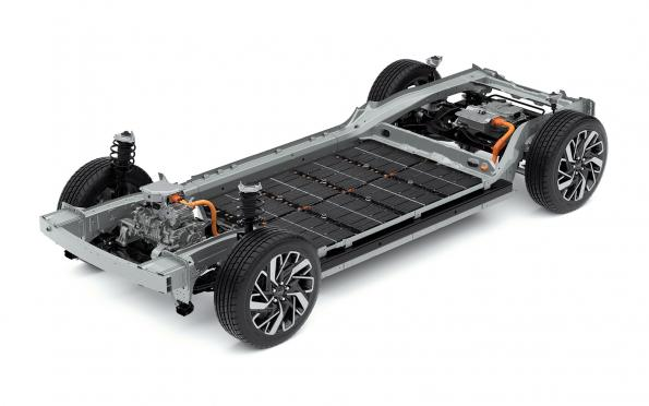 Hyundai challenges VW with electric vehicle platform