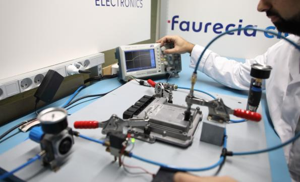 Renault, Faurecia collaborate to extend lifespan of electronic parts