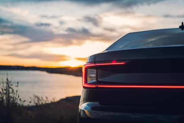 Hella designs OTA-enabled taillights for Polestar 2