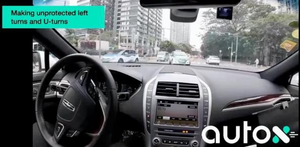 AutoX sends robotaxis into public service