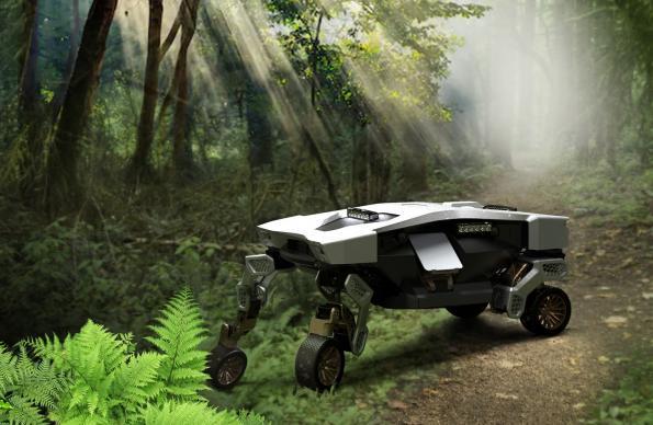 Hyundai demos unmanned transport study